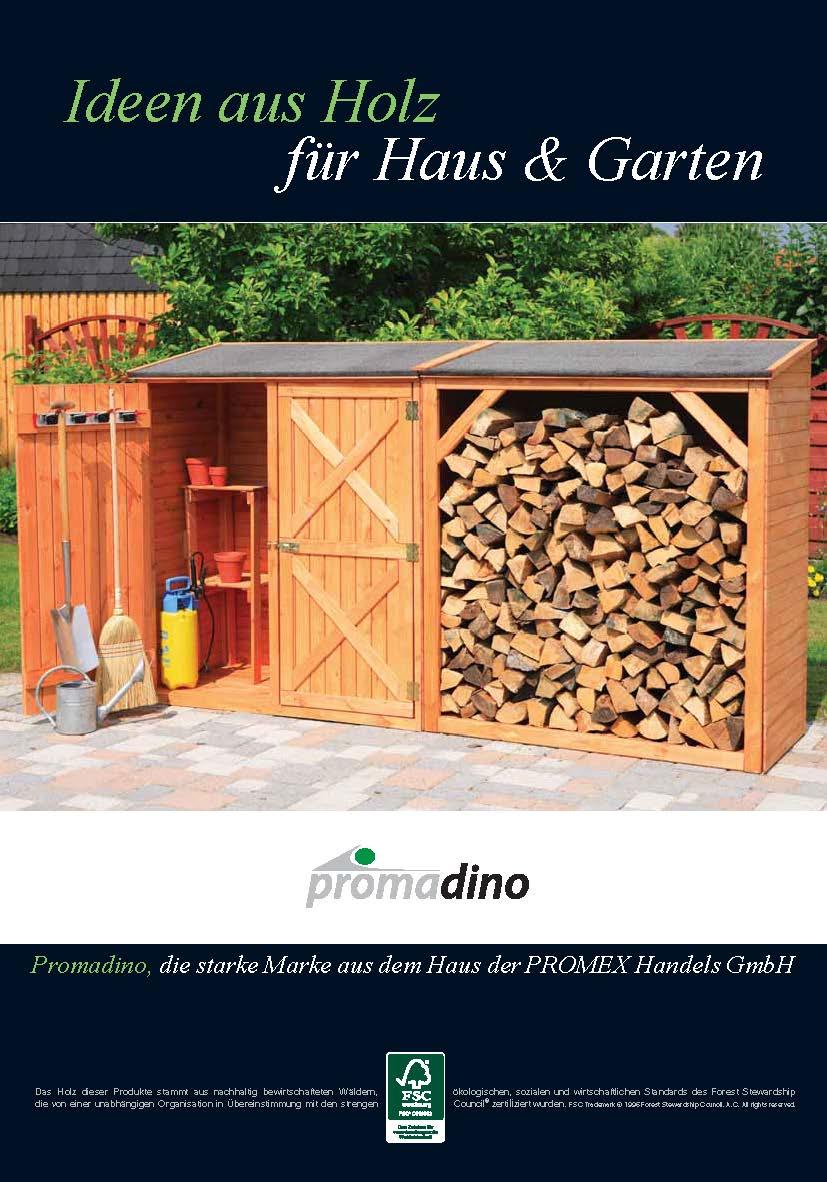 Wunderbar Osto Holz Ideen Von Der Gartenkatalog Von Promex